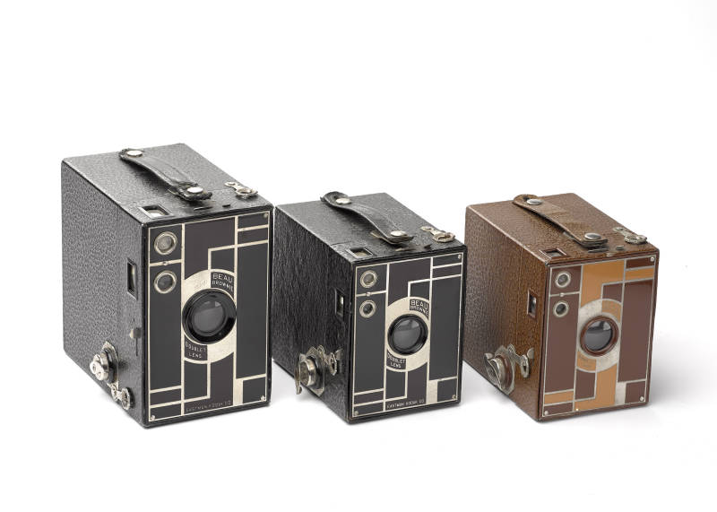 3x Kodak Beau Brownie