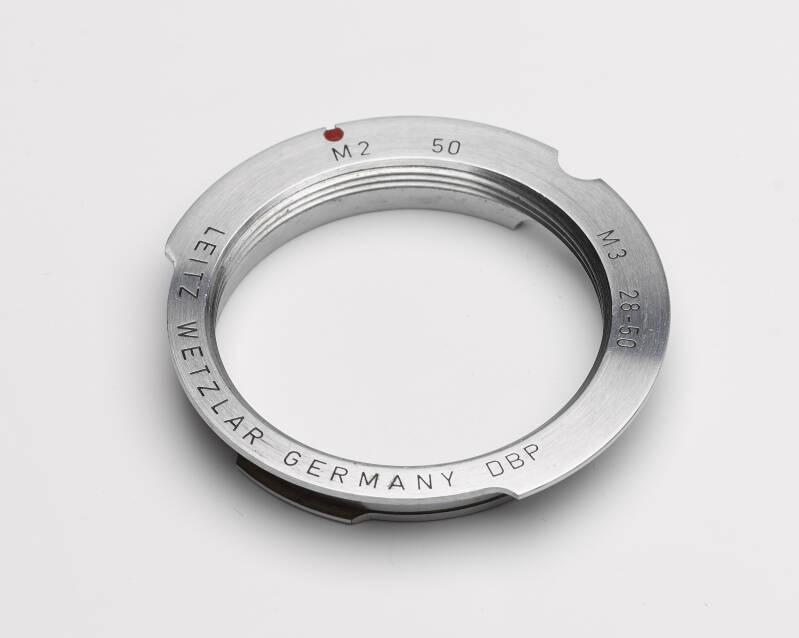 Leica Adapter Ring IRZOO 14097 Lens to M Body - M2 50 - M3 28-50