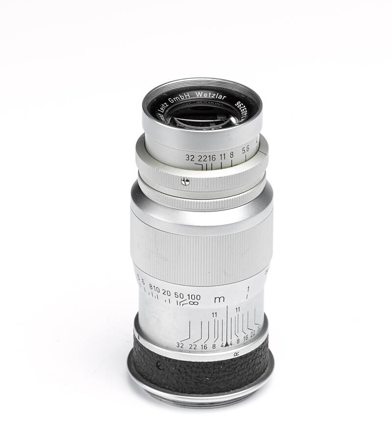 Leitz Leica Screw Mount Elmar 9cm/4.0