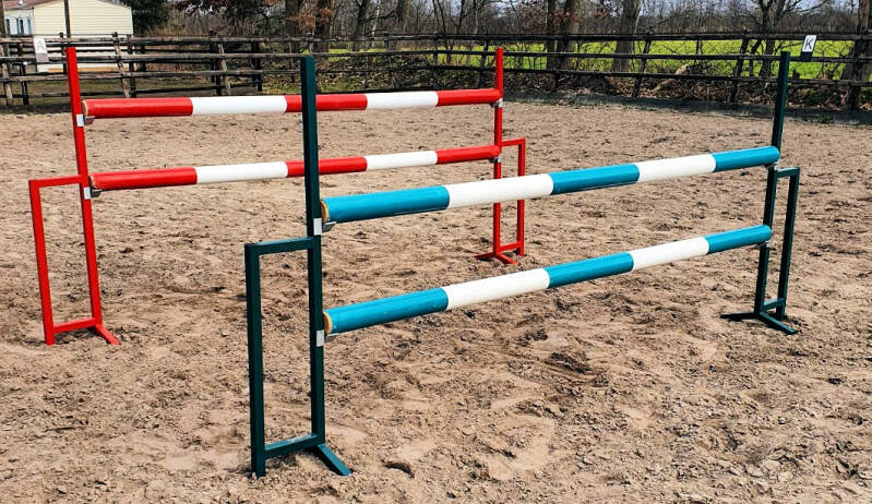 Hinderniss DeLuxe/ Jumpingset DeLuxe