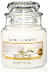 Yankee Candle fluffy towels small