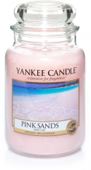 Yankee Candle pink sands large