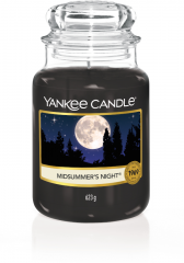 Yankee Candle midsummers night large