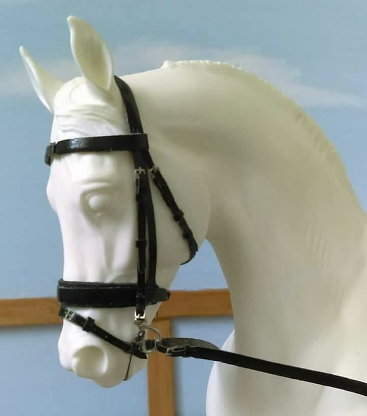 Plain Flash Buckled Bridle