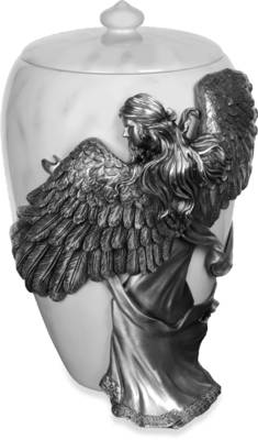 Urn - Angel's Embrace 15 inch    s45220