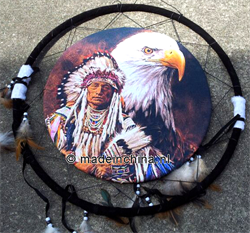 Chief Eagle   Native   Artikelnummer: Z03