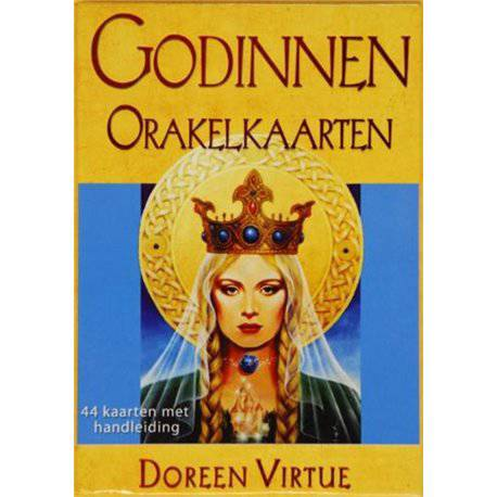Godinnen orakelkaarten, D. Virtue   Model   u072