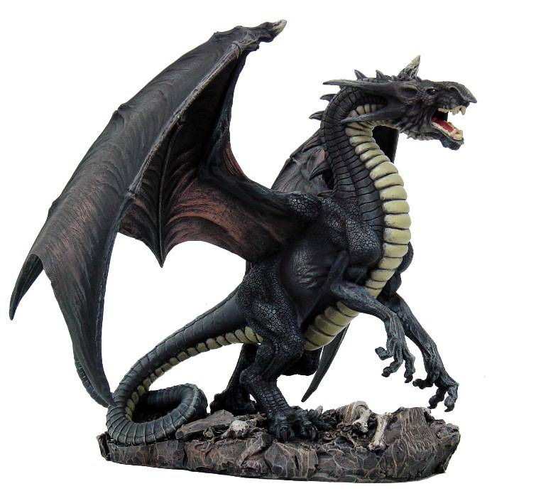 """""""Roque"""" dragon by Tom Wood   pwfp01669]"""