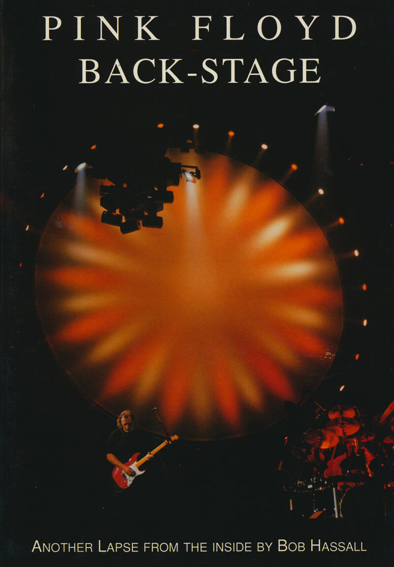 Pink Floyd - Pink Floyd Back-Stage - Bob Hassall [Holland] - Book