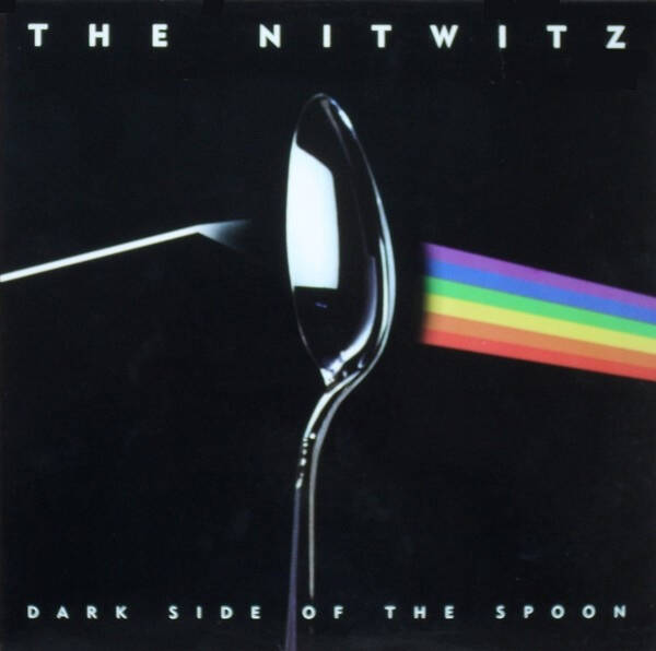 The Nitwitz - Dark Side Of The Spoon [USA] - LP