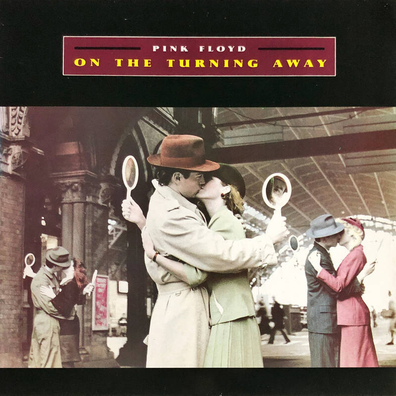 Pink Floyd - On The Turning Away [Holland] - 12""