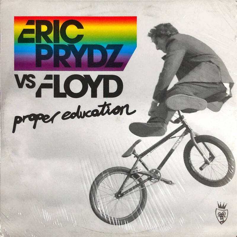 Eric Prydz vs Pink Floyd - Proper Education [Spain]
