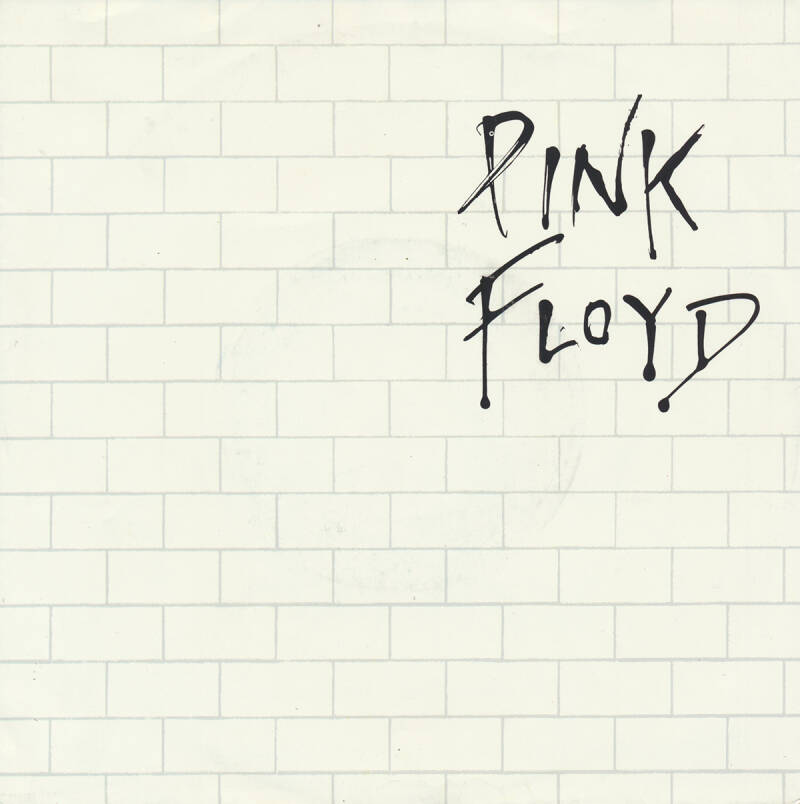 Pink Floyd - Another Brick In The Wall Part 2 [Germany] - 7""