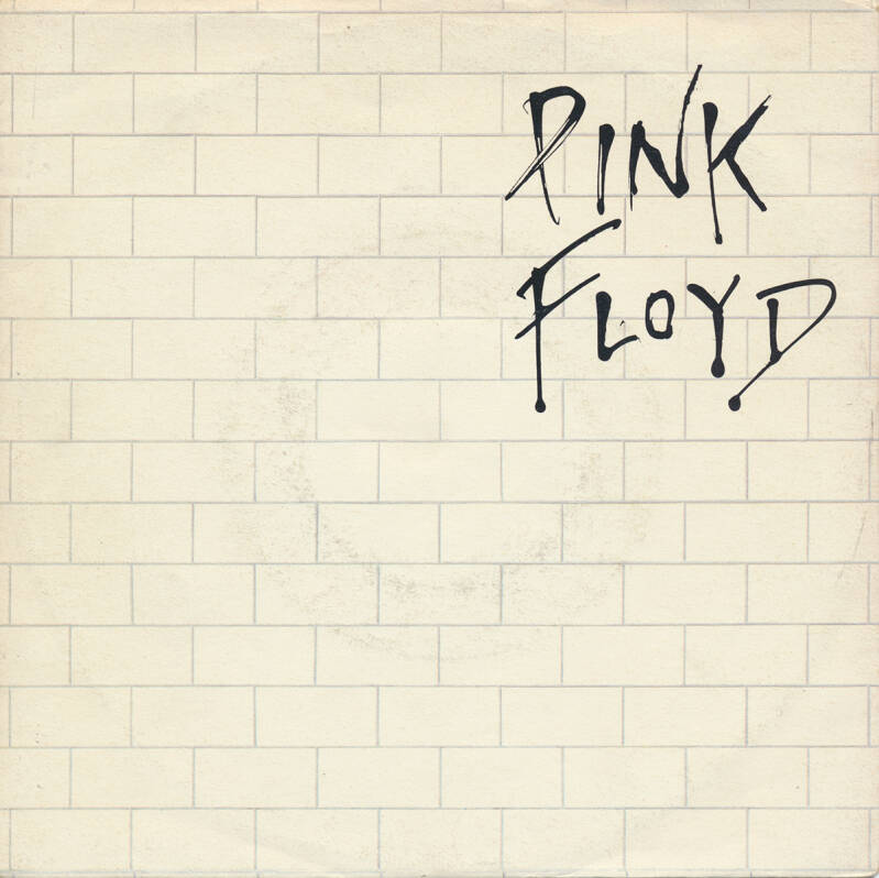 """Pink Floyd - Another Brick In The Wall Part 2 [Italy, mispress] - 7"""""""