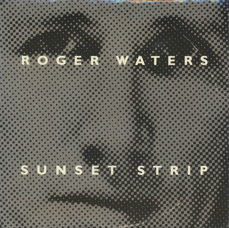 Roger Waters - Sunset Strip [USA, promo] - 7""