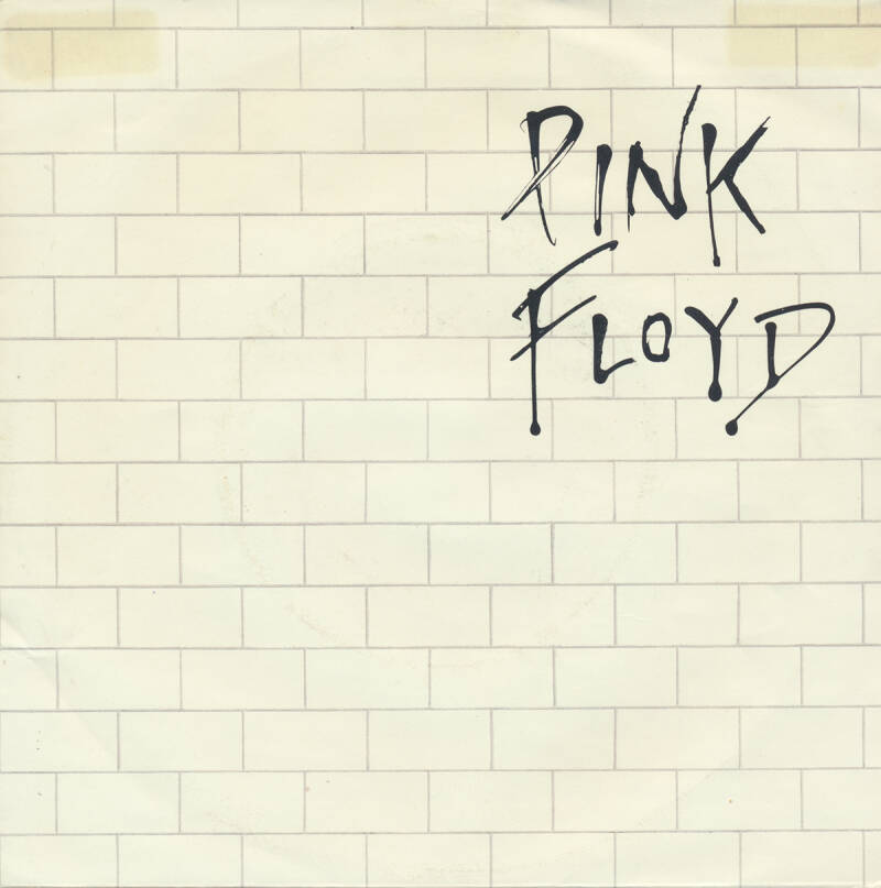 """Pink Floyd - Another Brick In The Wall Part 2 [Holland] - 7"""""""