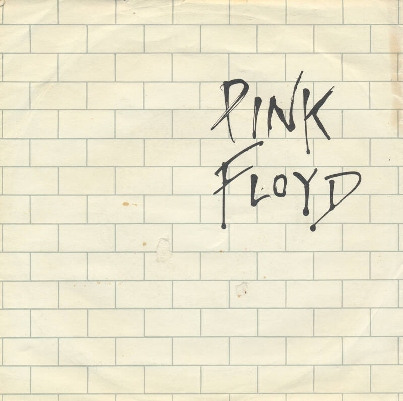 Pink Floyd - Another Brick In The Wall Part 2 [Yugoslavia] - 7""