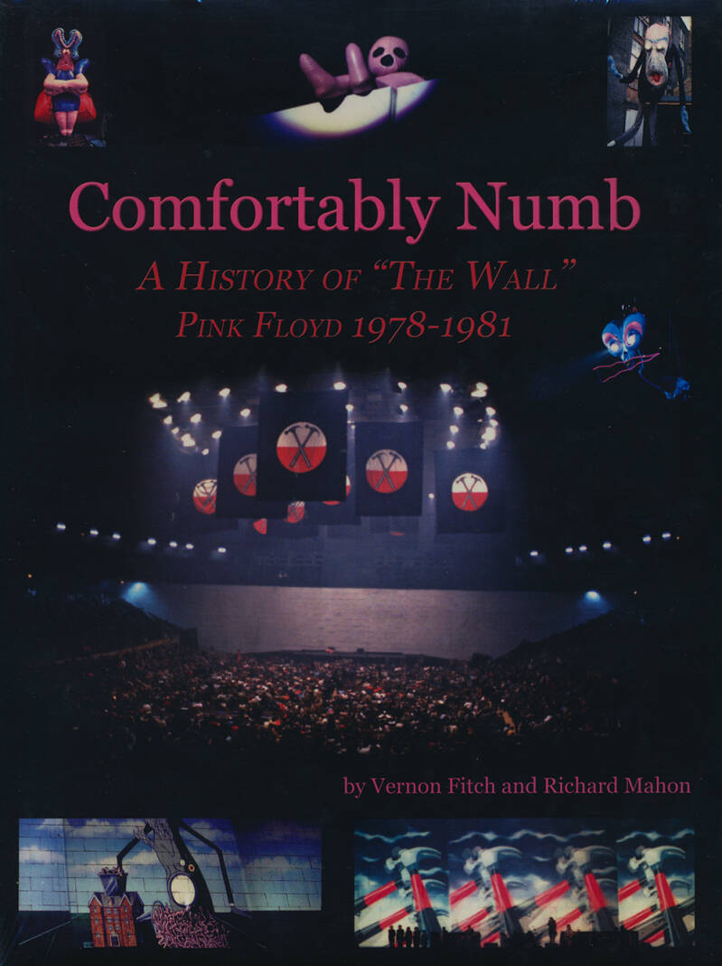 Pink Floyd - Comfortably Numb - Vernon Fitch [USA] - Book