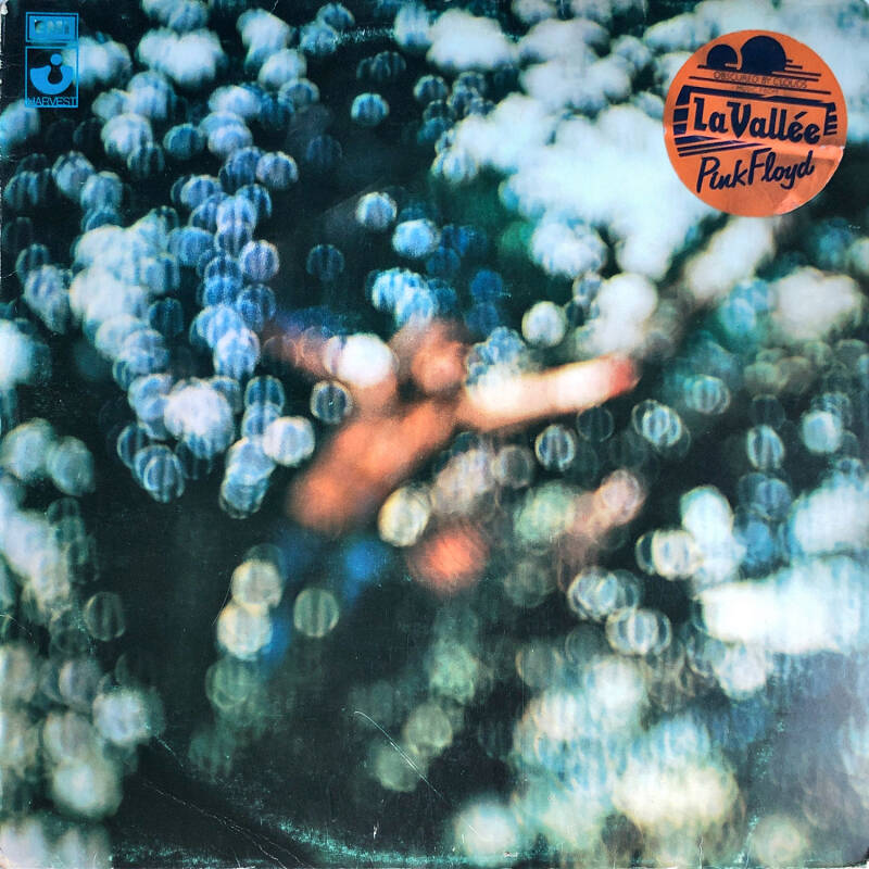Pink Floyd - Obscured By Clouds [Germany] - LP