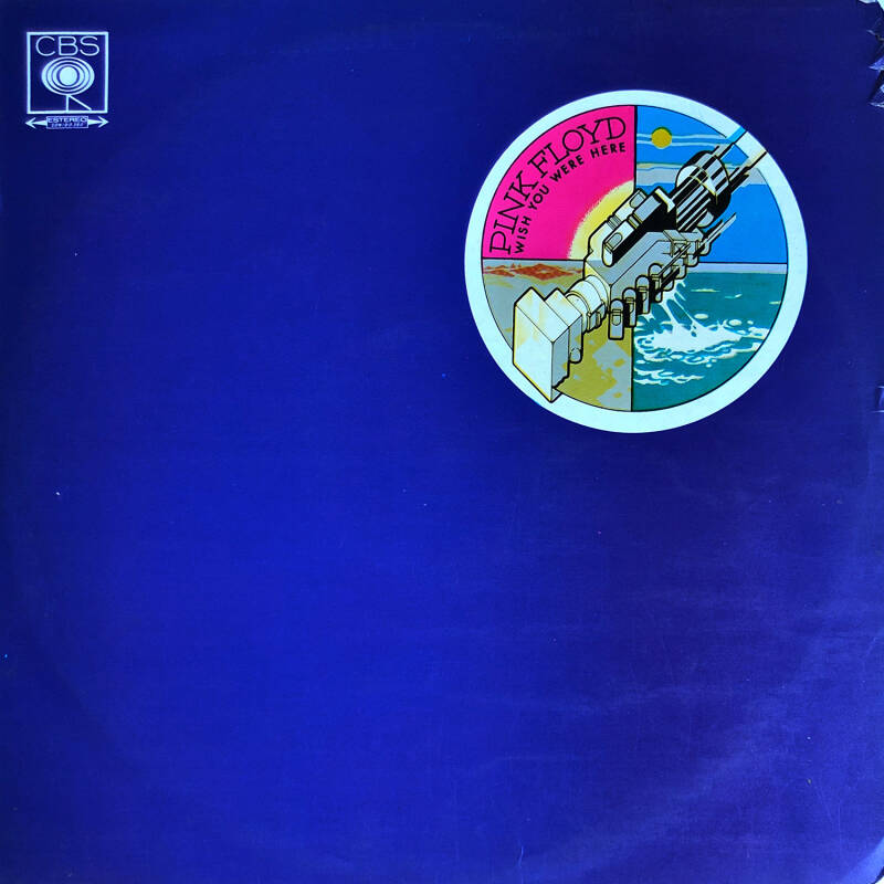 Pink Floyd - Wish You Were Here [Colombia] - LP