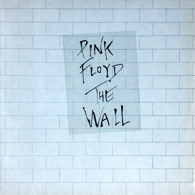 Pink Floyd - The Wall [Holland] - 2LP