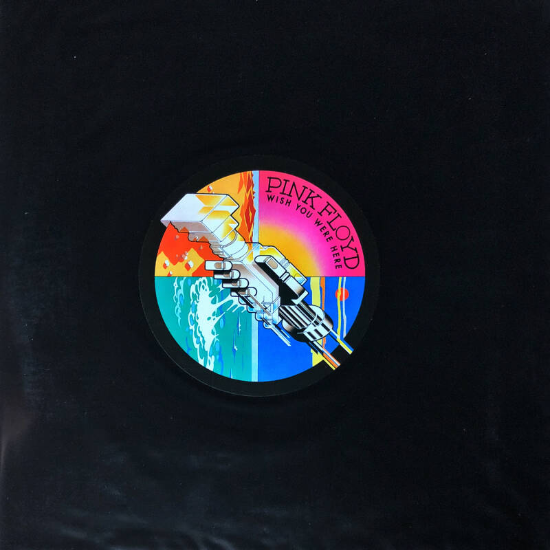 Pink Floyd - Wish You Were Here [UK] - LP