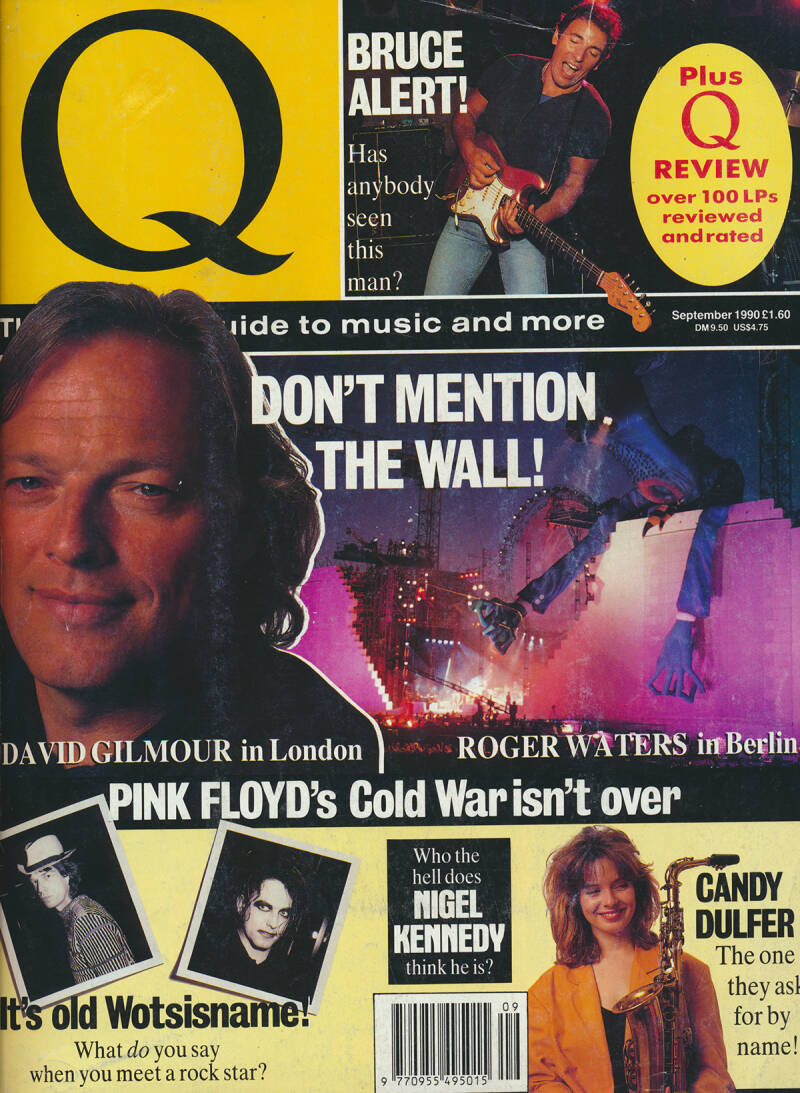 Q 48, September 1990 [UK] - Magazine