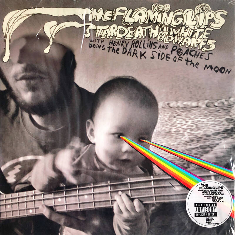 The Flaming Lips - Dark Side Of The Moon [USA] - 2LP+CD