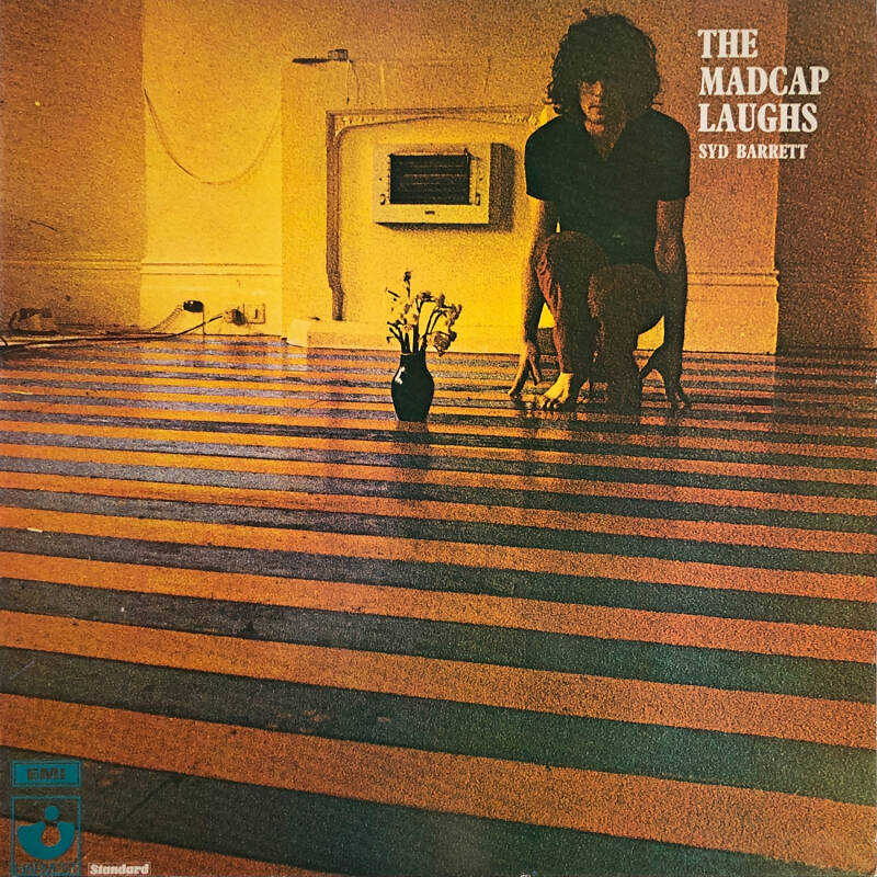 Syd Barrett - The Madcap Laughs [Holland] - LP