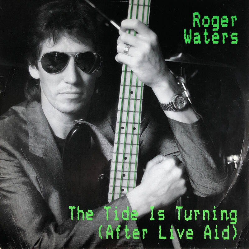 """Roger Waters - The Tide Is Turning [UK] - 12"""""""