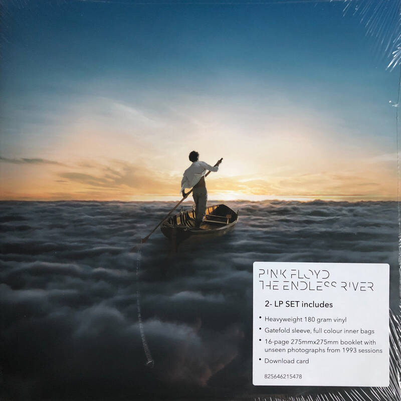 Pink Floyd - The Endless River [EU] - 2LP