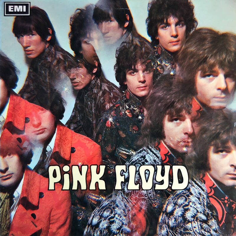 Pink Floyd - The Piper At The Gates Of Dawn [UK] - LP
