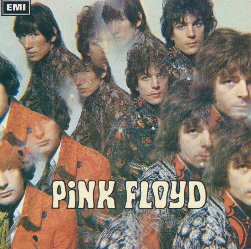 Pink Floyd - The Piper At The Gates Of Dawn [UK]