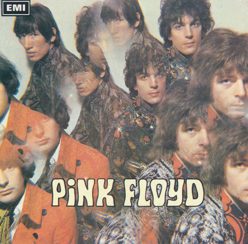 Pink Floyd - The Piper At The Gates Of Dawn [Holland] - CD