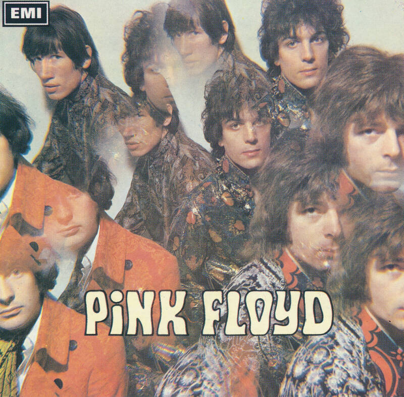 Pink Floyd - The Piper At The Gates Of Dawn [Holland/France] - CD