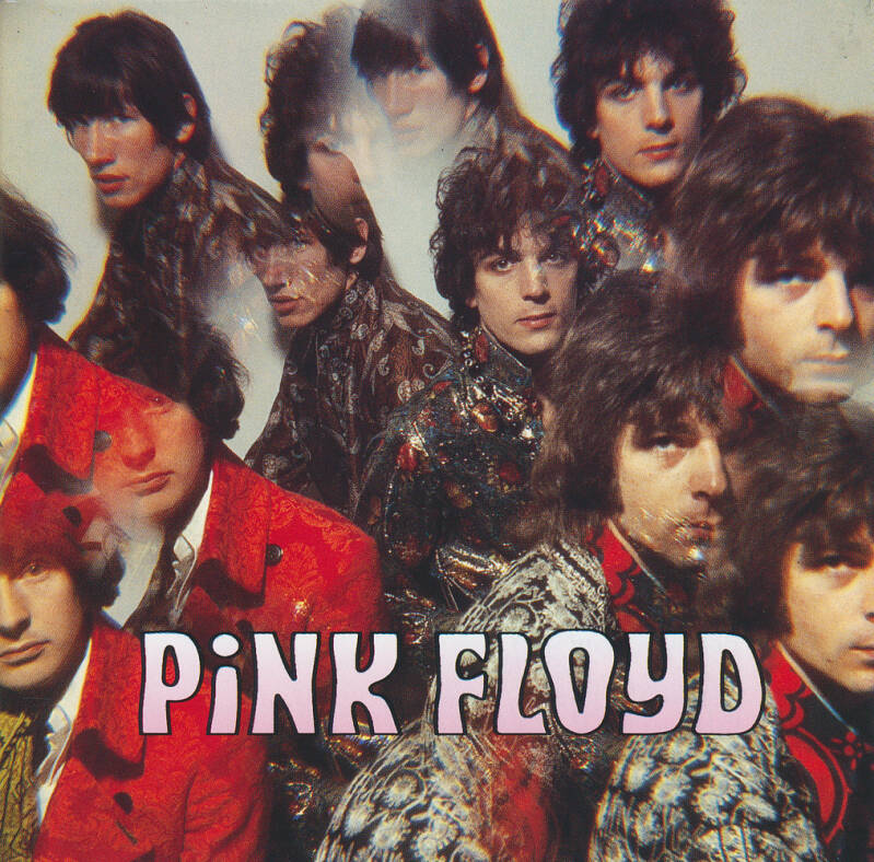 Pink Floyd - The Piper At The Gates Of Dawn [Holland/UK] - CD