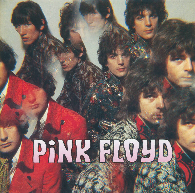 Pink Floyd - The Piper At The Gates Of Dawn [Holland/EU] - CD