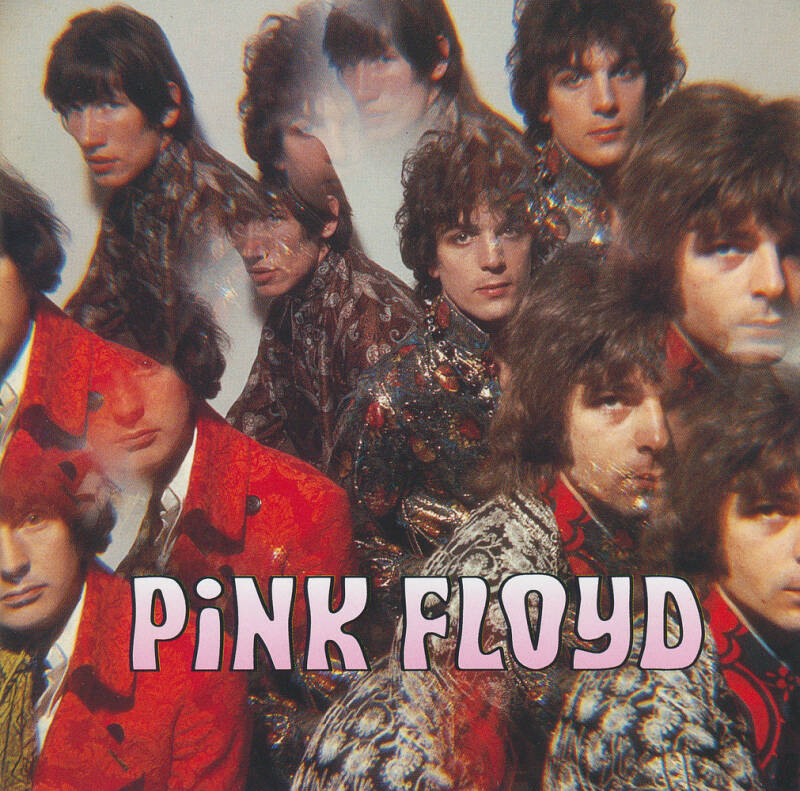 Pink Floyd - The Piper At The Gates Of Dawn [USA] - CD