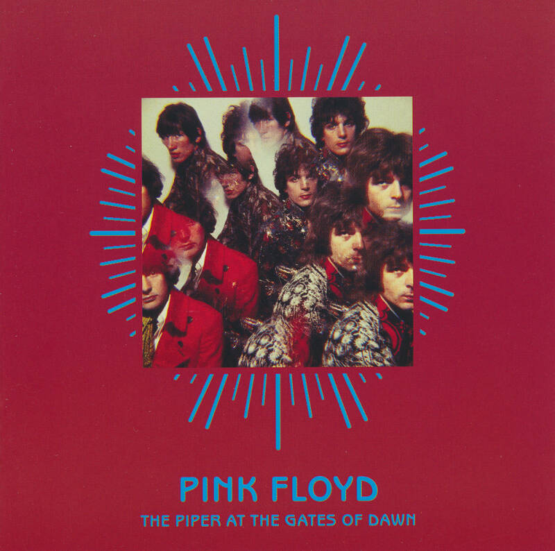 Pink Floyd - The Piper At The Gates Of Dawn - 40th Anniversary Edition [Holland/EU] - 2CD