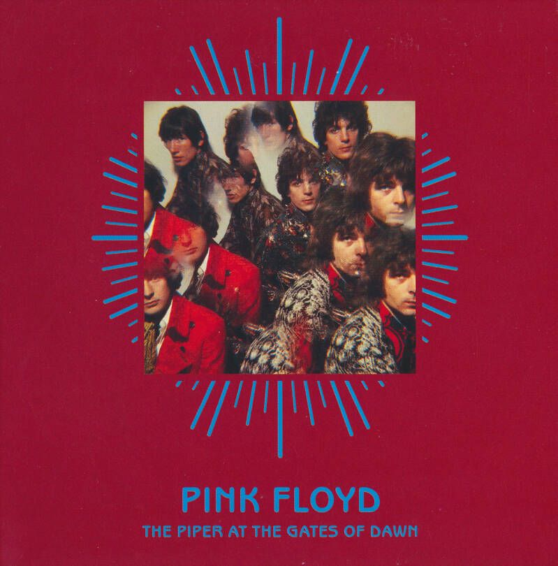 Pink Floyd - The Piper At The Gates Of Dawn - 40th Anniversary Edition [Holland, promo] - 3CD