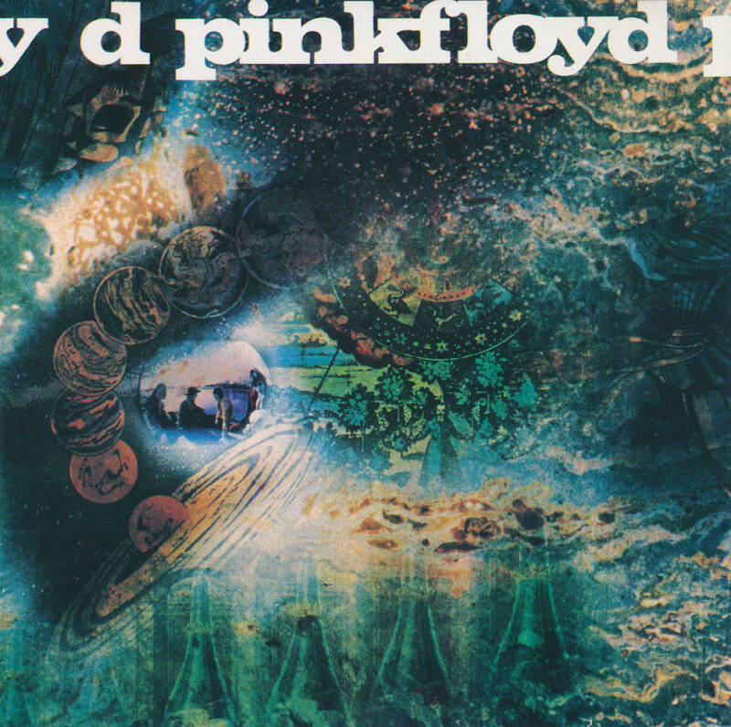 Pink Floyd - A Saucerful Of Secrets [UK] - CD
