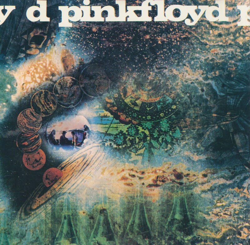 Pink Floyd - A Saucerful Of Secrets [Holland/France] - CD