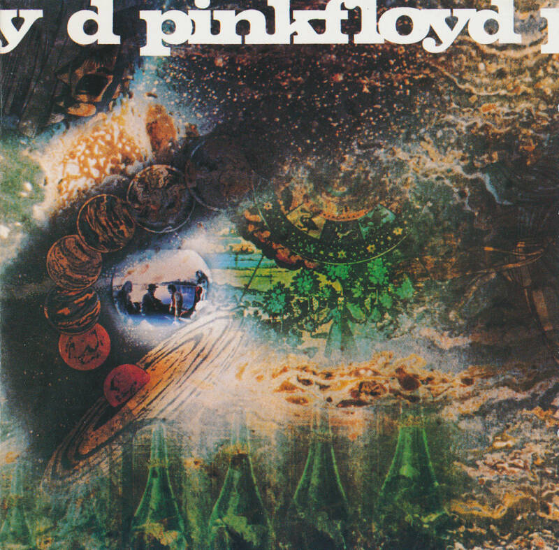 Pink Floyd - A Saucerful Of Secrets [Holland/UK] - CD