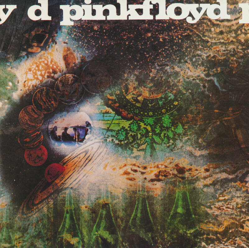 Pink Floyd - A Saucerful Of Secrets [Canada] - CD