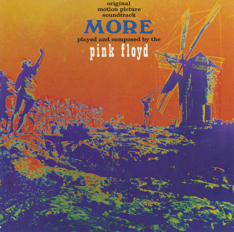Pink Floyd - More [USA] - CD