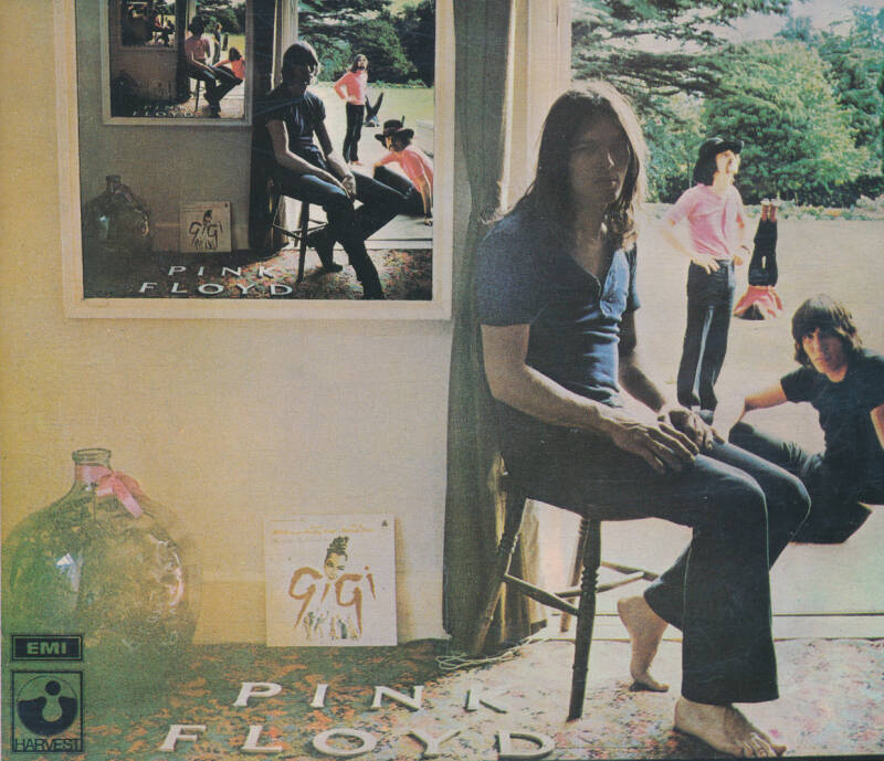 Pink Floyd - Ummagumma [UK] - 2CD