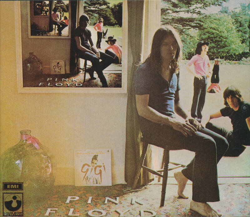 Pink Floyd - Ummagumma [Holland] - 2CD