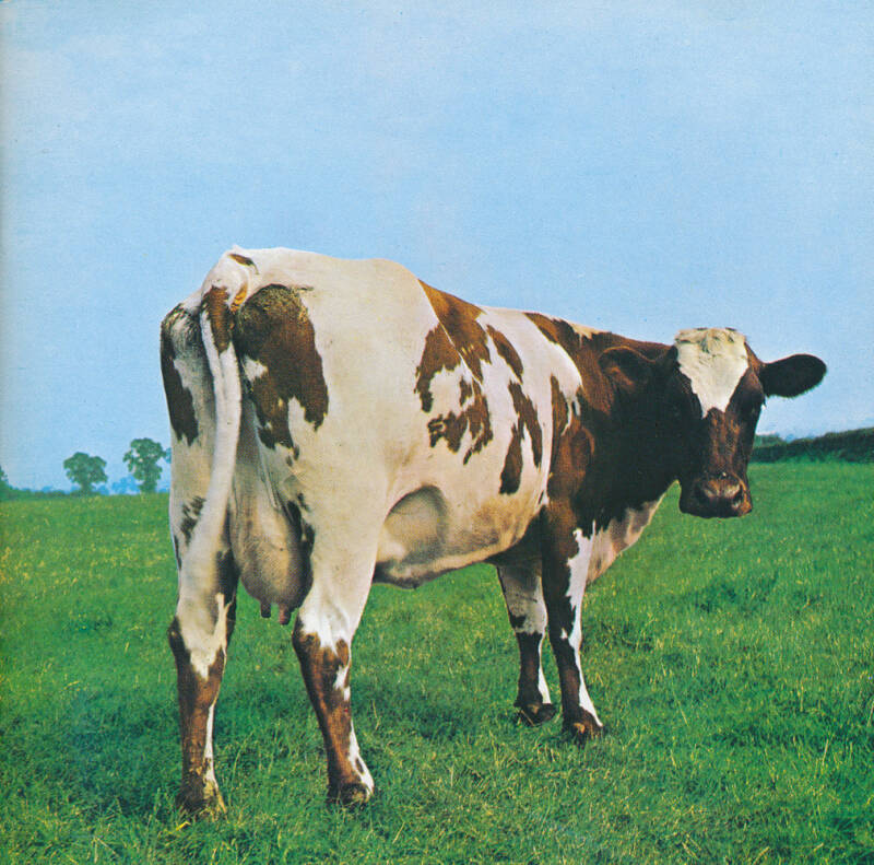 Pink Floyd - Atom Heart Mother [UK/Holland] - CD