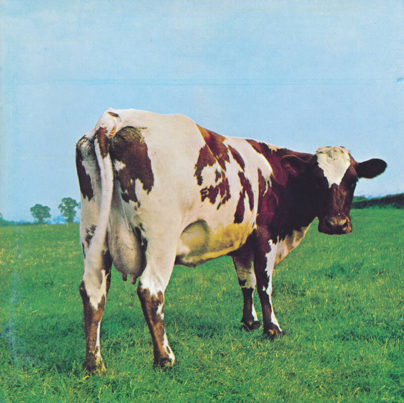 Pink Floyd - Atom Heart Mother [Italy] - CD