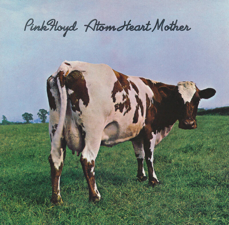 Pink Floyd - Atom Heart Mother [Canada] - CD